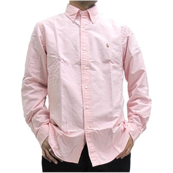 ラルフローレン オックスフォードシャツ ボタンダウンシャツ gb-int 09