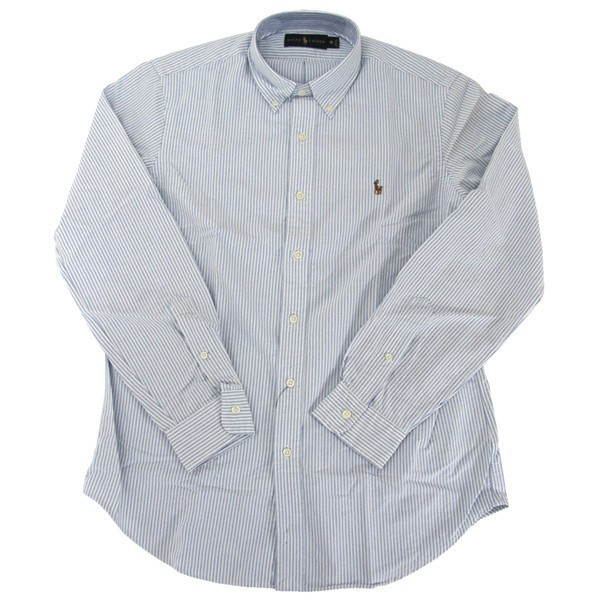 ラルフローレン オックスフォードシャツ ボタンダウンシャツ gb-int 10