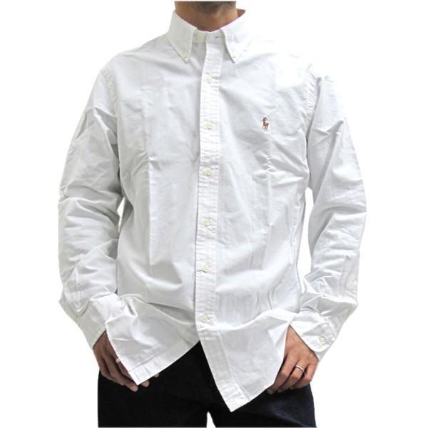 ラルフローレン オックスフォードシャツ ボタンダウンシャツ gb-int 07