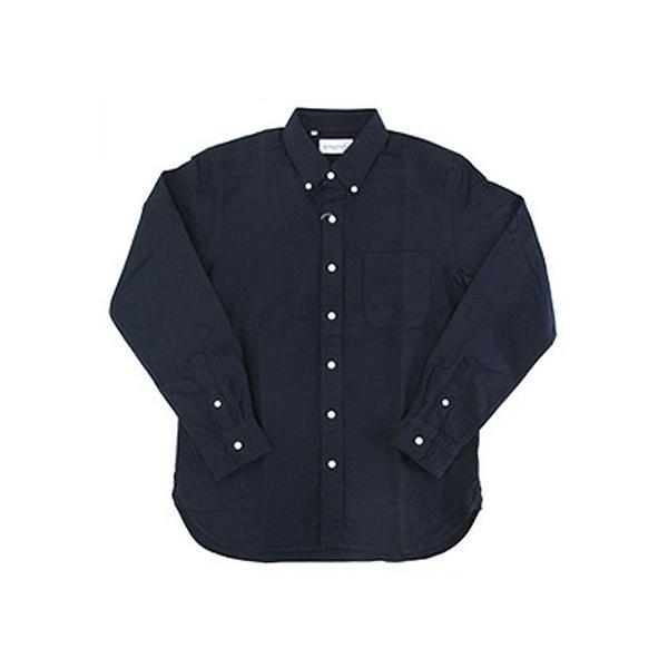 ソンタク シャツ メンズ オックスフォード 長袖ボタンダウンシャツ HD99293|gb-int|12