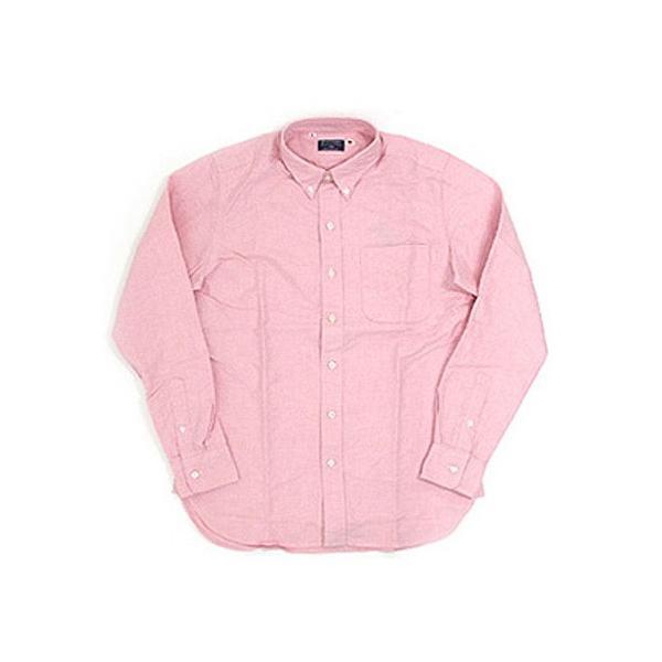 ソンタク シャツ メンズ オックスフォード 長袖ボタンダウンシャツ HD99293|gb-int|08