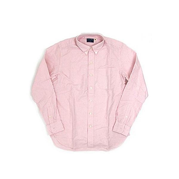 ソンタク シャツ メンズ オックスフォード 長袖ボタンダウンシャツ HD99293|gb-int|10