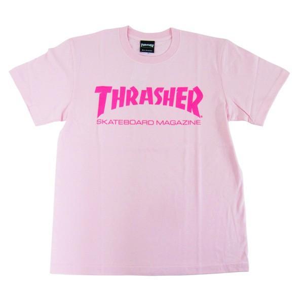 1点までメール便送料無料 THRASHER スラッシャー 半袖 マグロゴ Tシャツ メンズ TH8101-F TH8101|gb-int|14