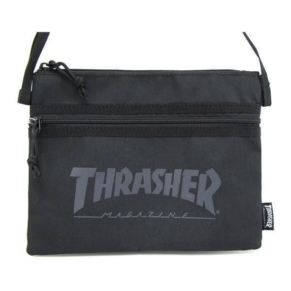 1点までメール便送料無料 スラッシャー THRASHER バッグ サコッシュ サコッシュバッグ ショルダーバッグ ミニ THRSG114|gb-int|05