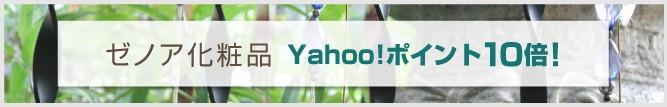 ゼノア化粧品 Yahooポイント10倍!