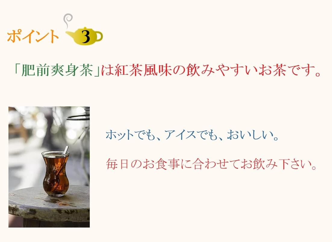 肥前爽身茶8