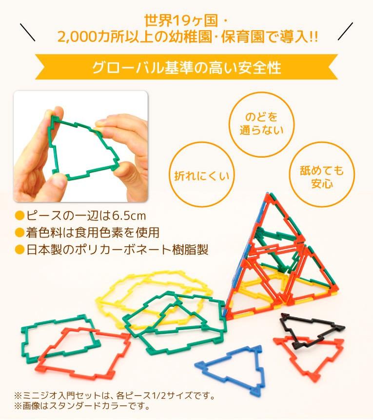 知育玩具のGEOFIX(ジオフィクス)