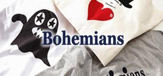 bohemians,火野正平,チャリオ
