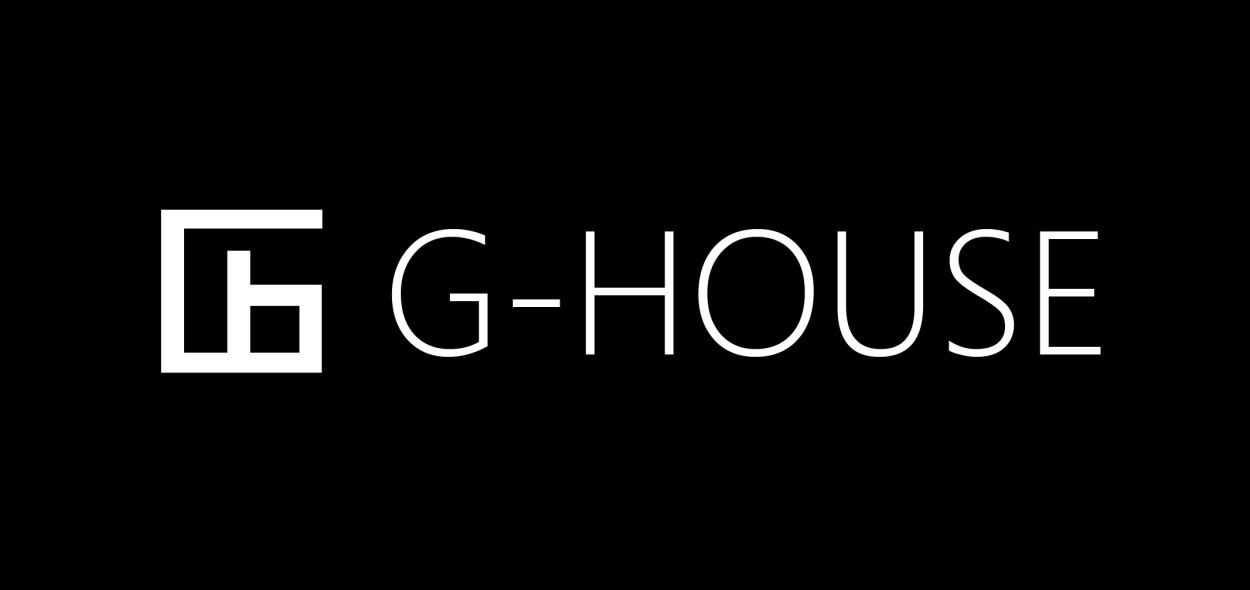 G-HOUSE ロゴ