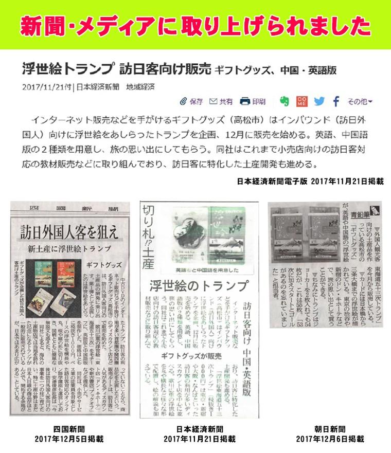 東海道53次トランプ3