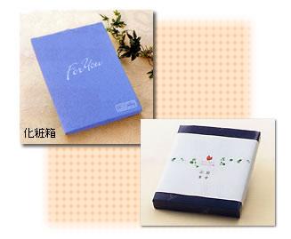 化粧箱・のし包装イメージ