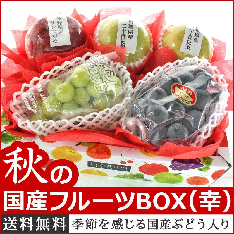 国産フルーツBOX「幸」お祝い用