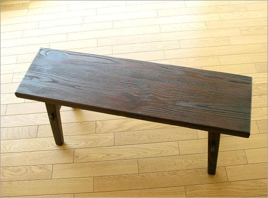 ベンチ 木製 90(7)
