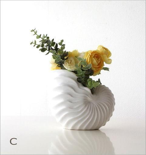 陶器のシェルベース 3タイプ(7)