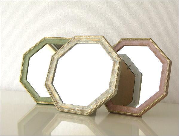 八角鏡 八角ミラー3カラー(7)