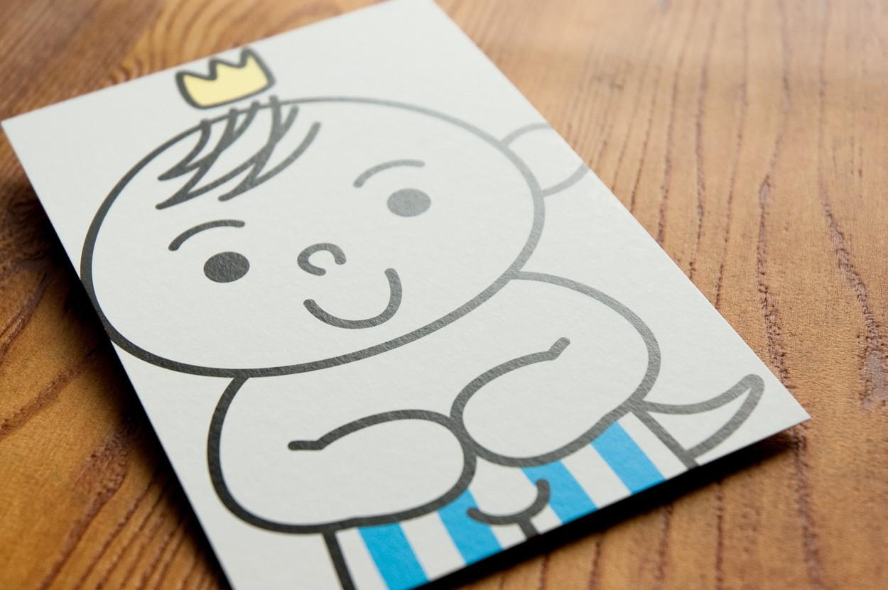 トットォのオリジナルポストカード