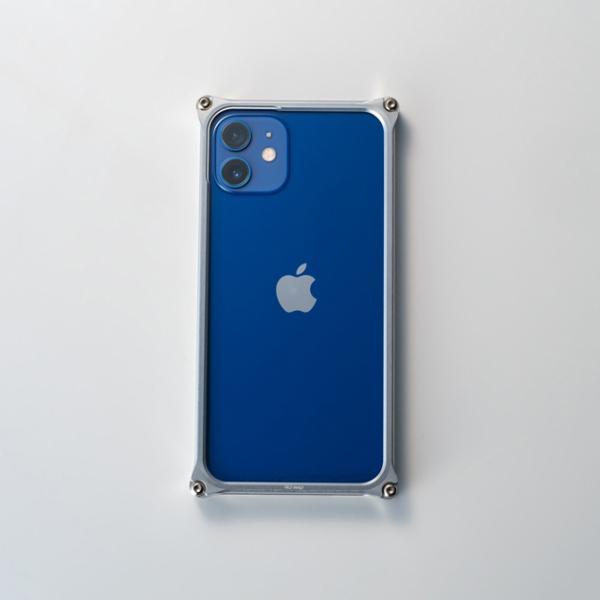 ギルドデザイン iPhone 12 mini バンパー GILDdesign 耐衝撃 アルミ ケース 高級 日本製 iPhone12mini アイフォン12mini gilddesign 20