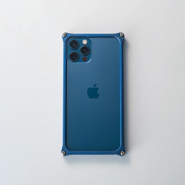 ギルドデザイン iPhone 12 Pro max バンパー GILDdesign 耐衝撃 アルミ ケース 高級 日本製 iPhone12promax アイフォン12promax|gilddesign|23