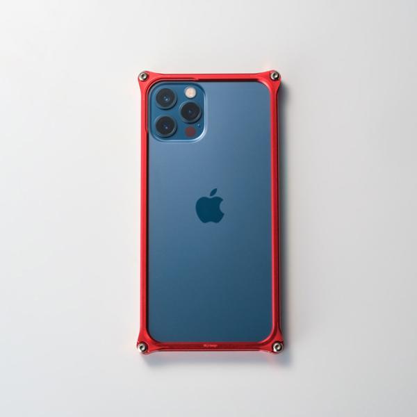 ギルドデザイン iPhone 12 Pro max バンパー GILDdesign 耐衝撃 アルミ ケース 高級 日本製 iPhone12promax アイフォン12promax|gilddesign|21