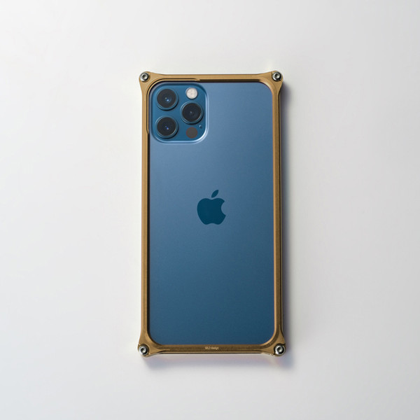 ギルドデザイン iPhone 12 Pro max バンパー GILDdesign 耐衝撃 アルミ ケース 高級 日本製 iPhone12promax アイフォン12promax|gilddesign|22