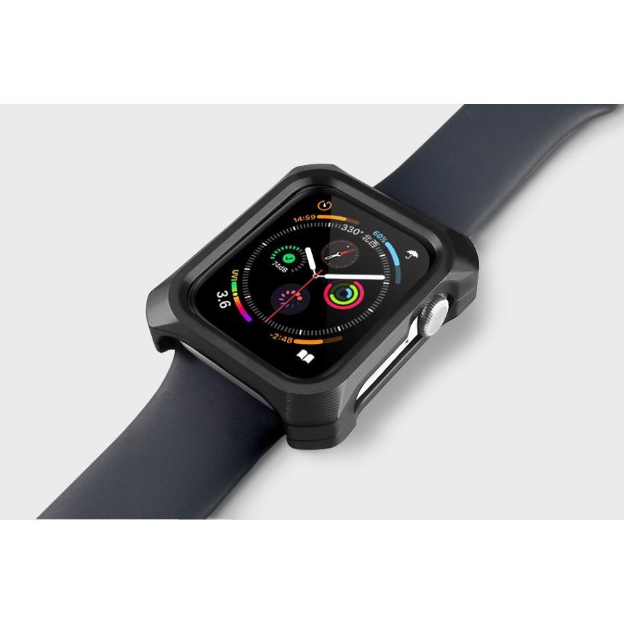Apple Watch 6 SE カバー ケース 44mm ギルドデザイン アップルウォッチ series6 series5 series4 SE シリーズ GILD design 日本製 アルミ 耐衝撃 gilddesign 11