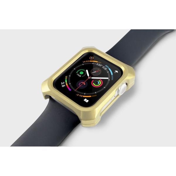 Apple Watch 5 カバー ケース 44mm ギルドデザイン アップルウォッチ series5 series4 シリーズ GILD design 日本製 アルミ 耐衝撃|gilddesign|12