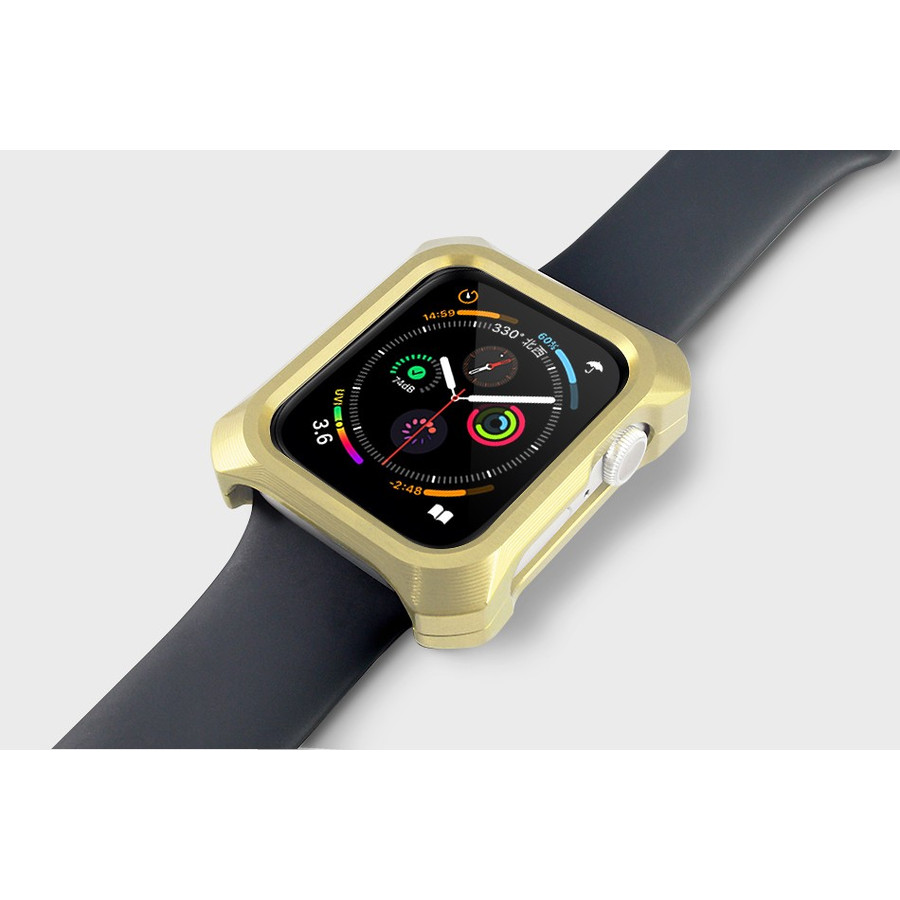 Apple Watch 6 SE カバー ケース 44mm ギルドデザイン アップルウォッチ series6 series5 series4 SE シリーズ GILD design 日本製 アルミ 耐衝撃 gilddesign 12
