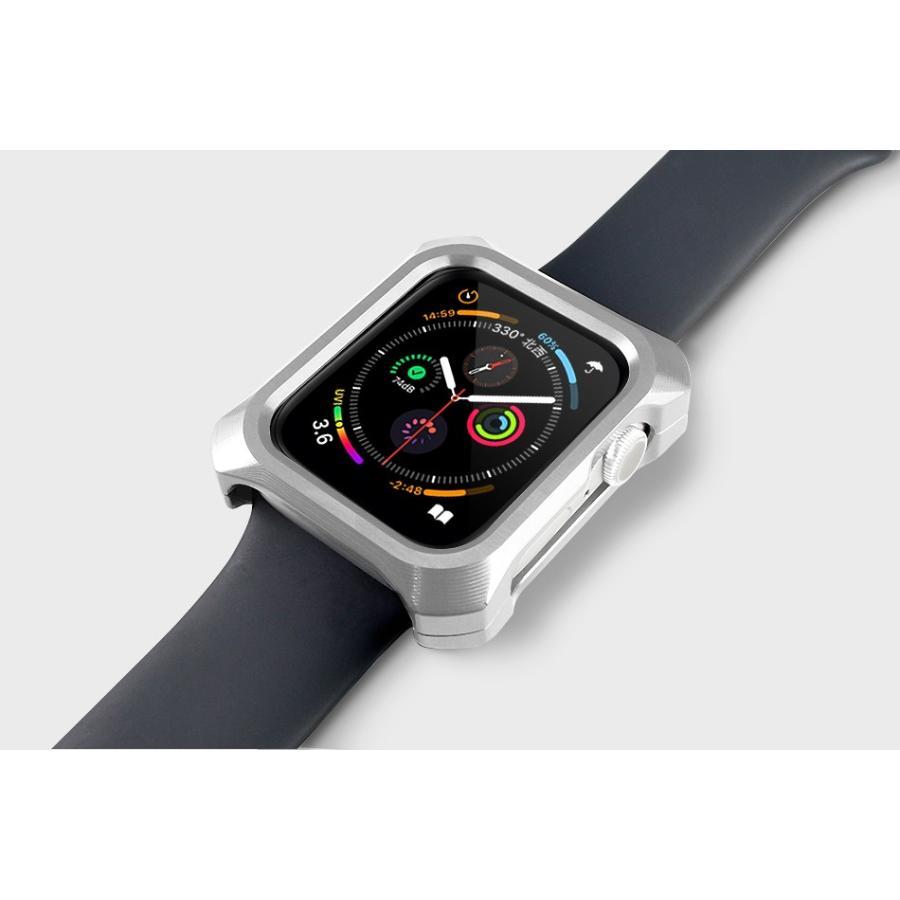 Apple Watch 6 SE カバー ケース 44mm ギルドデザイン アップルウォッチ series6 series5 series4 SE シリーズ GILD design 日本製 アルミ 耐衝撃 gilddesign 10