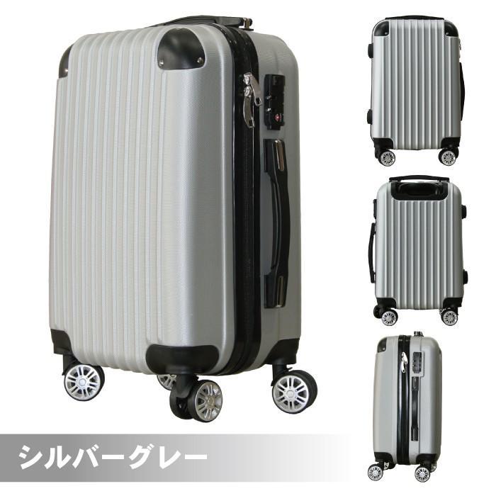 機内持ち込み スーツケース キャリーバッグ キャリーケース かわいい 小型 1泊 2泊  軽量 ダイヤルロック S SS Basilo-019|gingam-bag|20