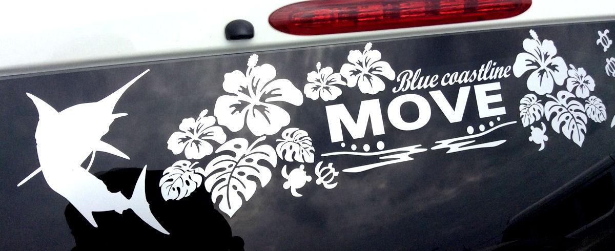 ムーヴハワイアンエンブレム
