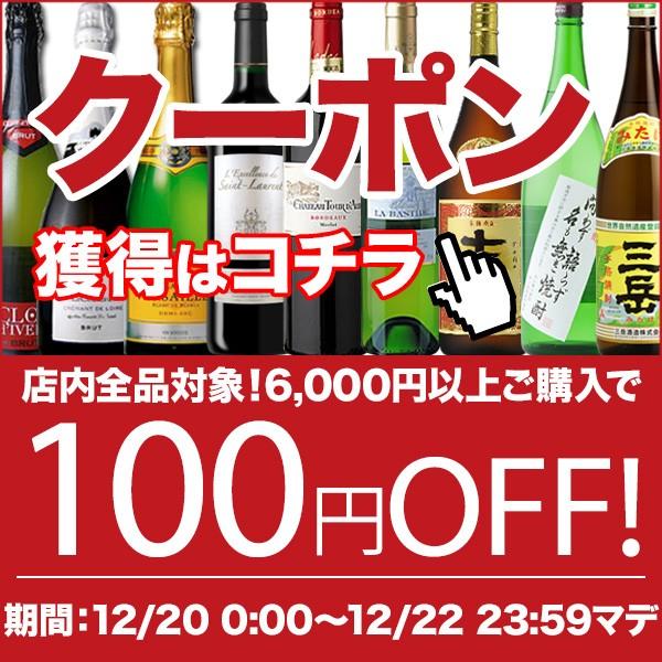 店内全商品対象!6000円以上お買上げで100円OFF!