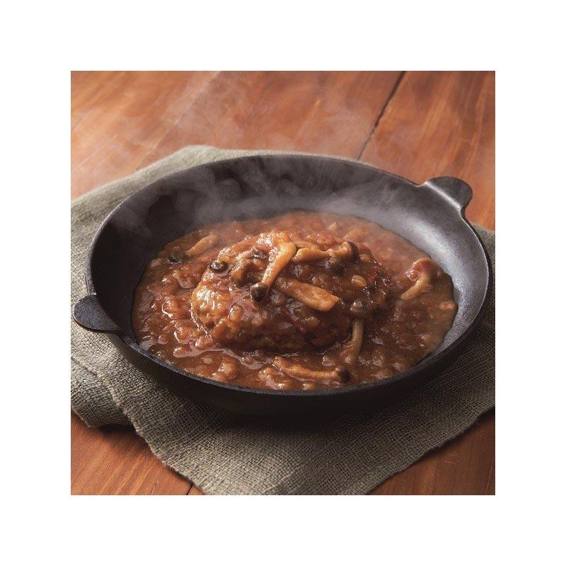 3年保存非常食保存食杉田エースイザメシおかず煮込みハンバーグ1食1袋
