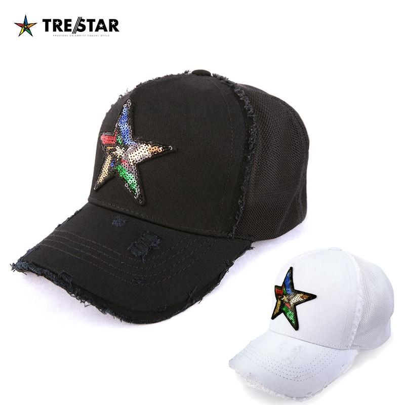 TRE STAR トレスター トレスター チャーム メッシュキャップ
