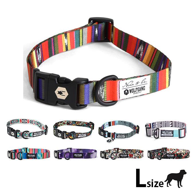 Collar 犬用首輪 L(44-68cm)