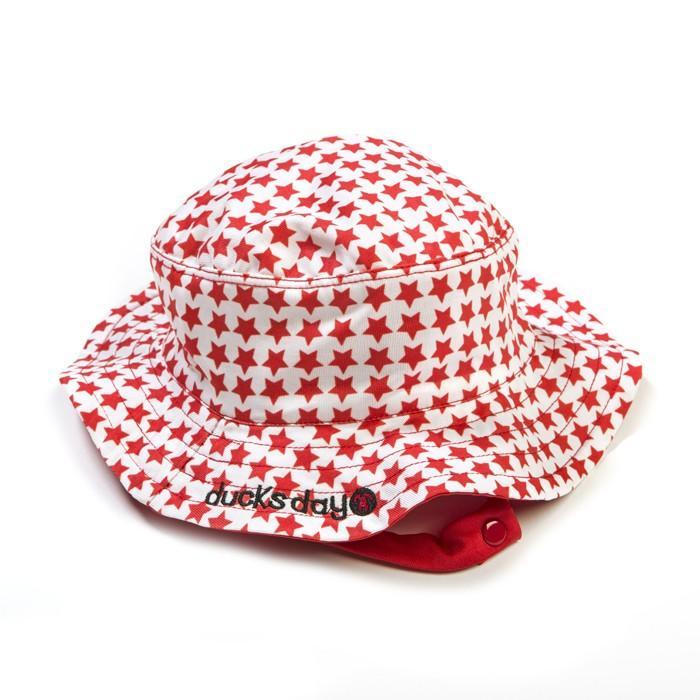 6db320523feab 帽子 キッズ UV ハット 子供 Maching Hat RHA010115 ducksday 男の子 ...