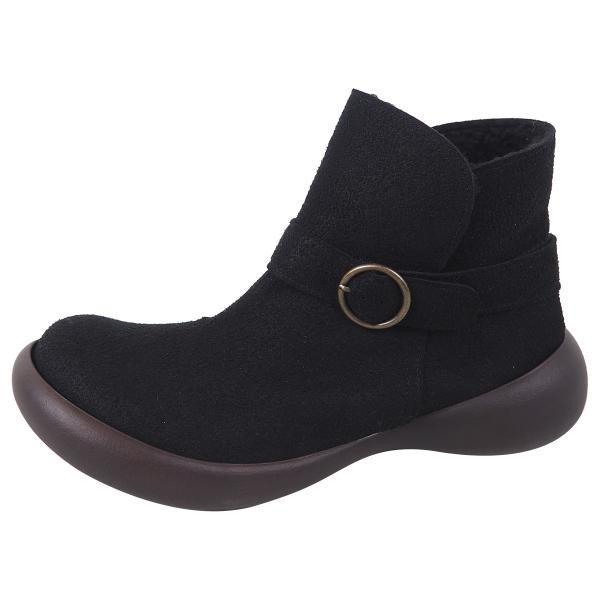 リゲッタ カヌー ブーツ レディース ボア 防滑 ムートン ショートブーツ boots|gjweb|21