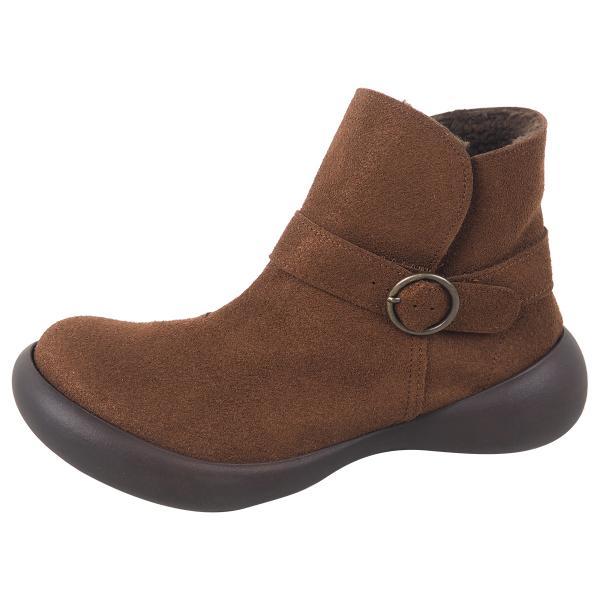リゲッタ カヌー ブーツ レディース ボア 防滑 ムートン ショートブーツ boots|gjweb|25