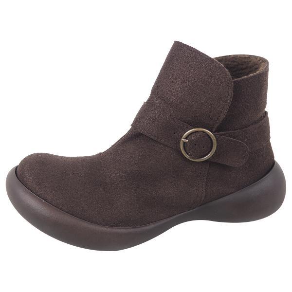 リゲッタ カヌー ブーツ レディース ボア 防滑 ムートン ショートブーツ boots|gjweb|23
