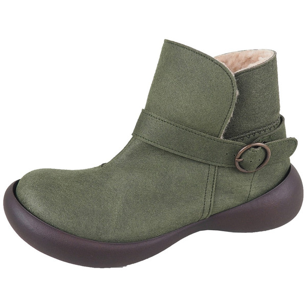リゲッタ カヌー ブーツ レディース ボア 防滑 ムートン ショートブーツ boots|gjweb|26