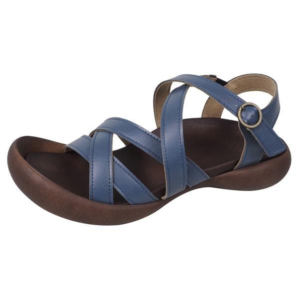 リゲッタカヌー サンダル レディース 履きやすい ぺたんこ グラディエーター gladiator sandal gjweb 09