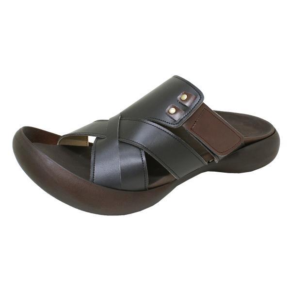 リゲッタカヌー サンダル メンズ おしゃれ クロス ベルト マジックテープ sandal|gjweb|20