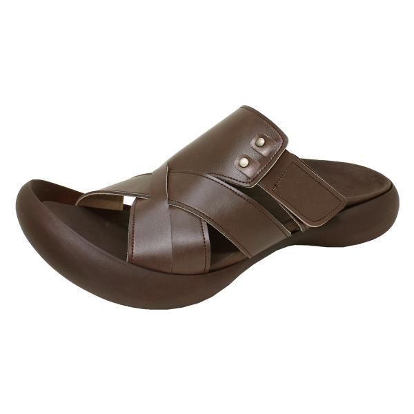 リゲッタカヌー サンダル メンズ おしゃれ クロス ベルト マジックテープ sandal|gjweb|21