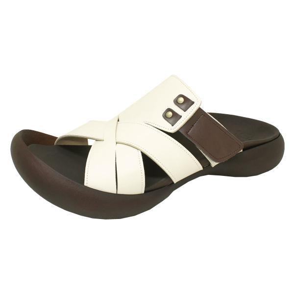リゲッタカヌー サンダル メンズ おしゃれ クロス ベルト マジックテープ sandal|gjweb|22