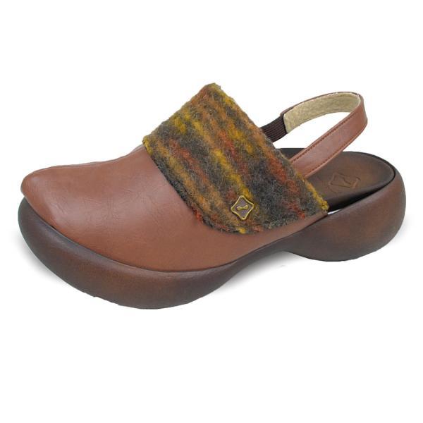 リゲッタカヌー サボ サンダル レディース 厚底 エッグヒール ストラップ ニット sabot sandal|gjweb|08