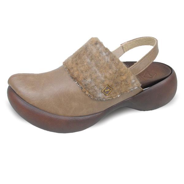 リゲッタカヌー サボ サンダル レディース 厚底 エッグヒール ストラップ ニット sabot sandal|gjweb|09