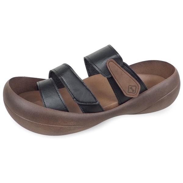 リゲッタカヌー サンダル メンズ おしゃれ ベルト マジックテープ PU 素材 sandal|gjweb|22