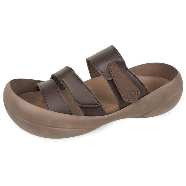 リゲッタカヌー サンダル メンズ おしゃれ ベルト マジックテープ PU 素材 sandal|gjweb|23