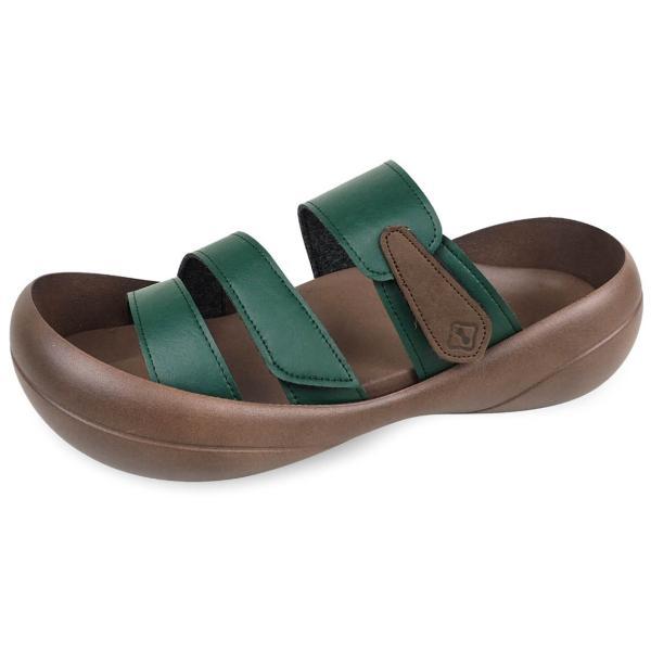 リゲッタカヌー サンダル メンズ おしゃれ ベルト マジックテープ PU 素材 sandal|gjweb|27