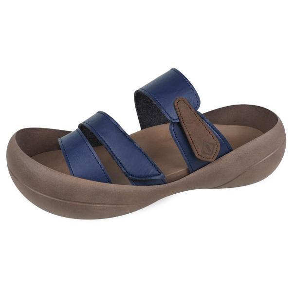 リゲッタカヌー サンダル メンズ おしゃれ ベルト マジックテープ PU 素材 sandal|gjweb|24