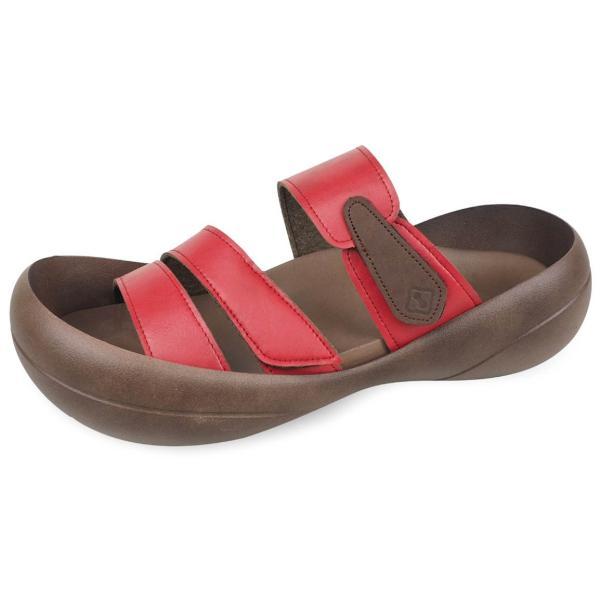リゲッタカヌー サンダル メンズ おしゃれ ベルト マジックテープ PU 素材 sandal|gjweb|28